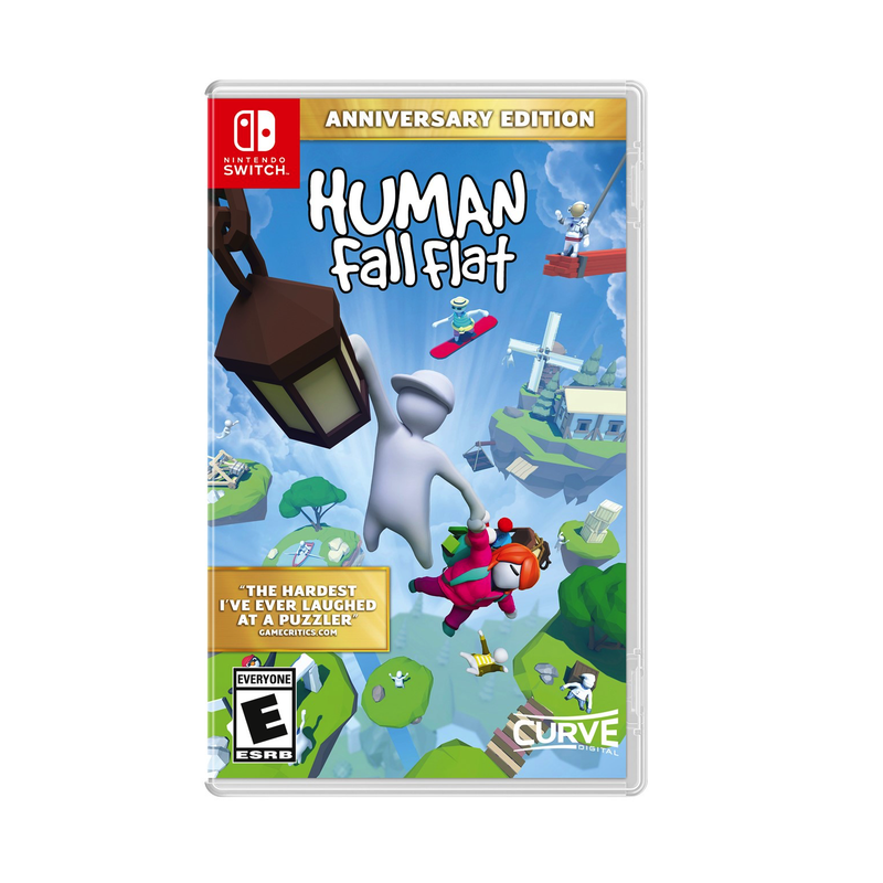 Human Fall Flat Anniversary Edition - Nintendo Switch | Gaming Shop