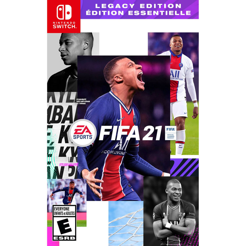 FIFA 21 Legacy Edition (Switch) - Gaming Shop (5946592755879)