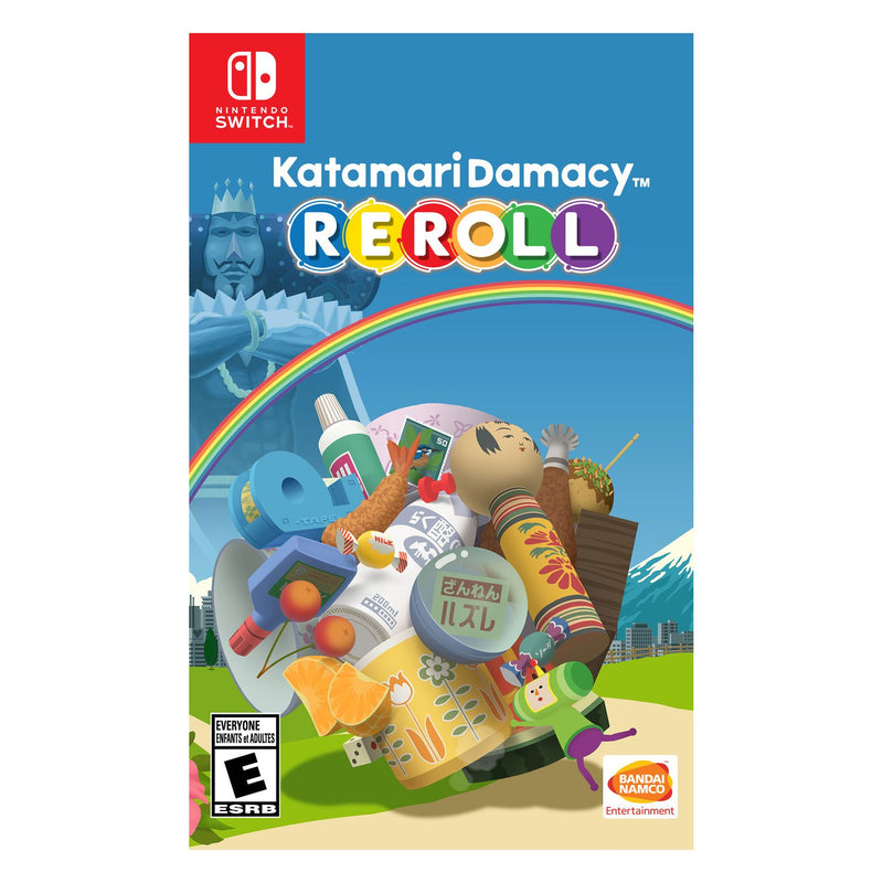 Katamari Damacy Reroll (Switch) - Gaming Shop (5970230149287)