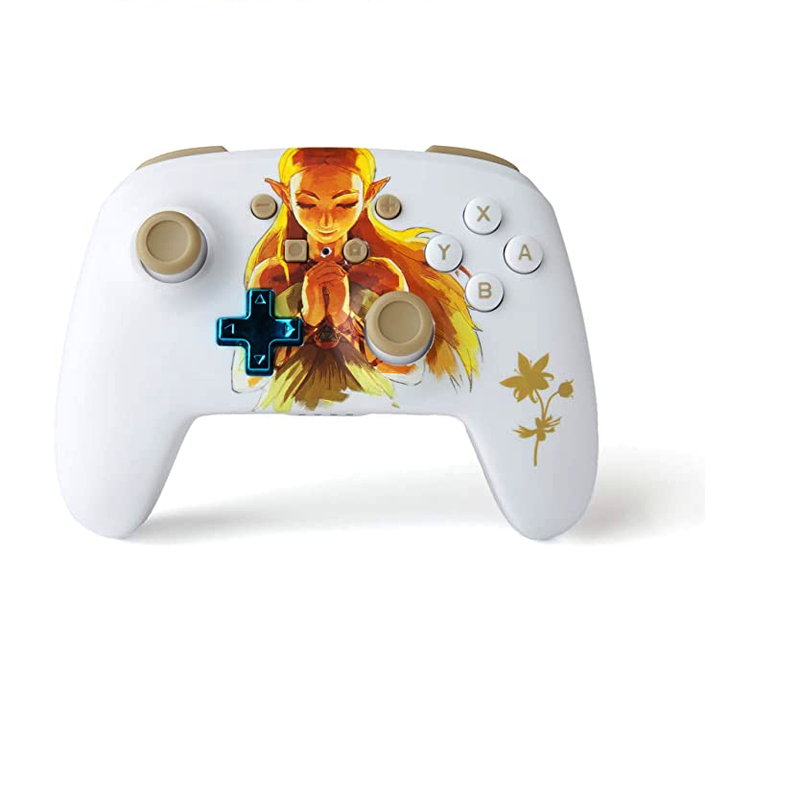 PowerA Enhanced Wireless Controller for Nintendo Switch - Princess Zelda | Gaming Shop