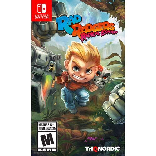 Rad Rodgers Radical Edition (Switch) | Gaming Shop