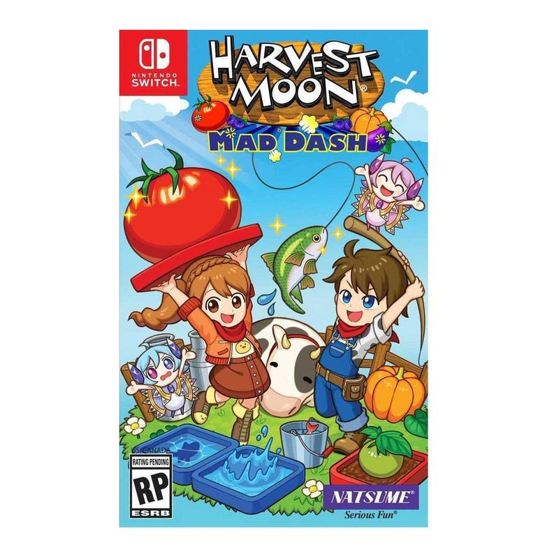 Harvest Moon Mad Dash (Switch)