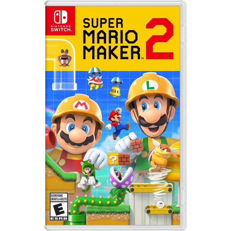 Super Mario Maker 2 (Switch) - Gaming Shop (5946652721319)