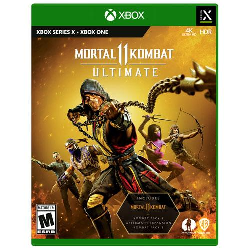 Mortal Kombat 11 Ultimate (Xbox Series X / Xbox One) - Gaming Shop (5989092327591)