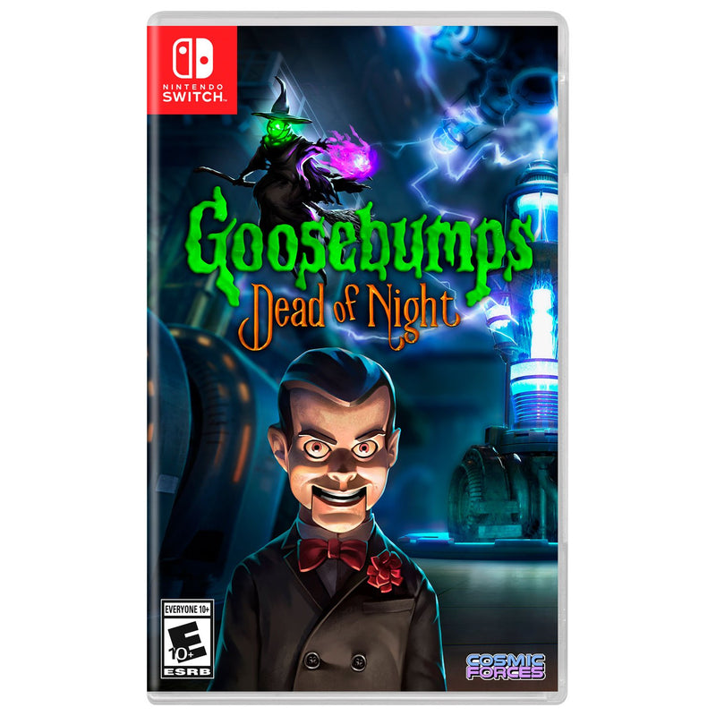 Goosebumps: Dead of Night (Switch) - Gaming Shop (5969841356967)