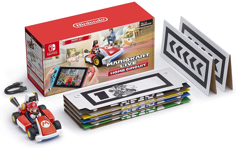 Mario Kart Live: Home Circuit - Mario Set (Switch) - Gaming Shop (5872329818279)