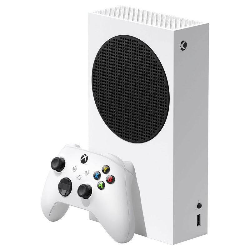Xbox Series S Console - Gaming Shop (5851735687335)
