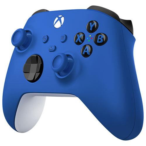 Xbox Wireless Controller – Shock Blue | Gaming Shop