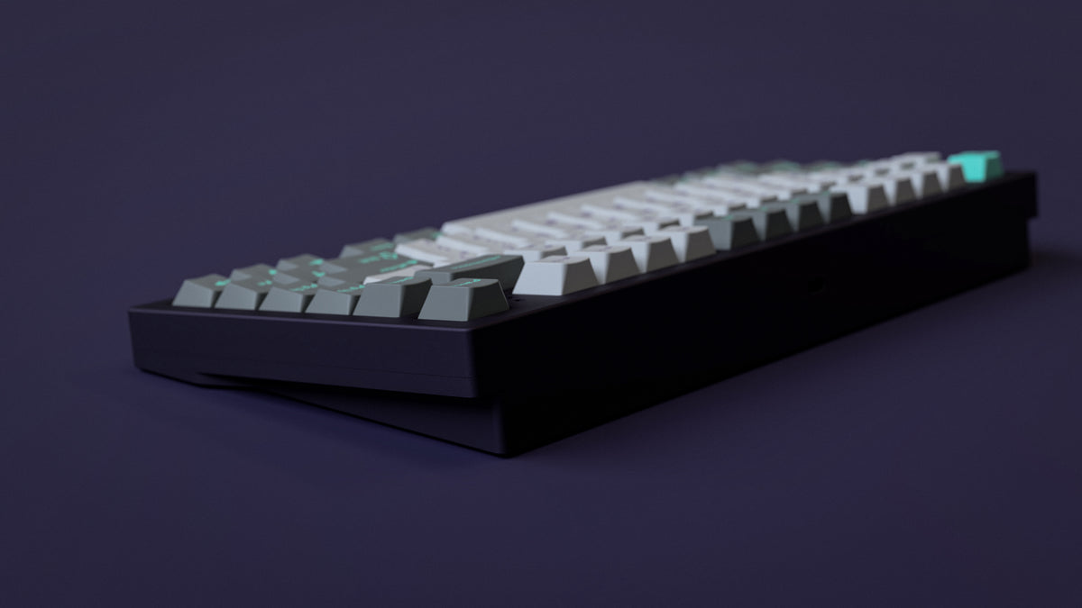 [GB] XENO | 75% Custom Keyboard Kit (Half Plate)