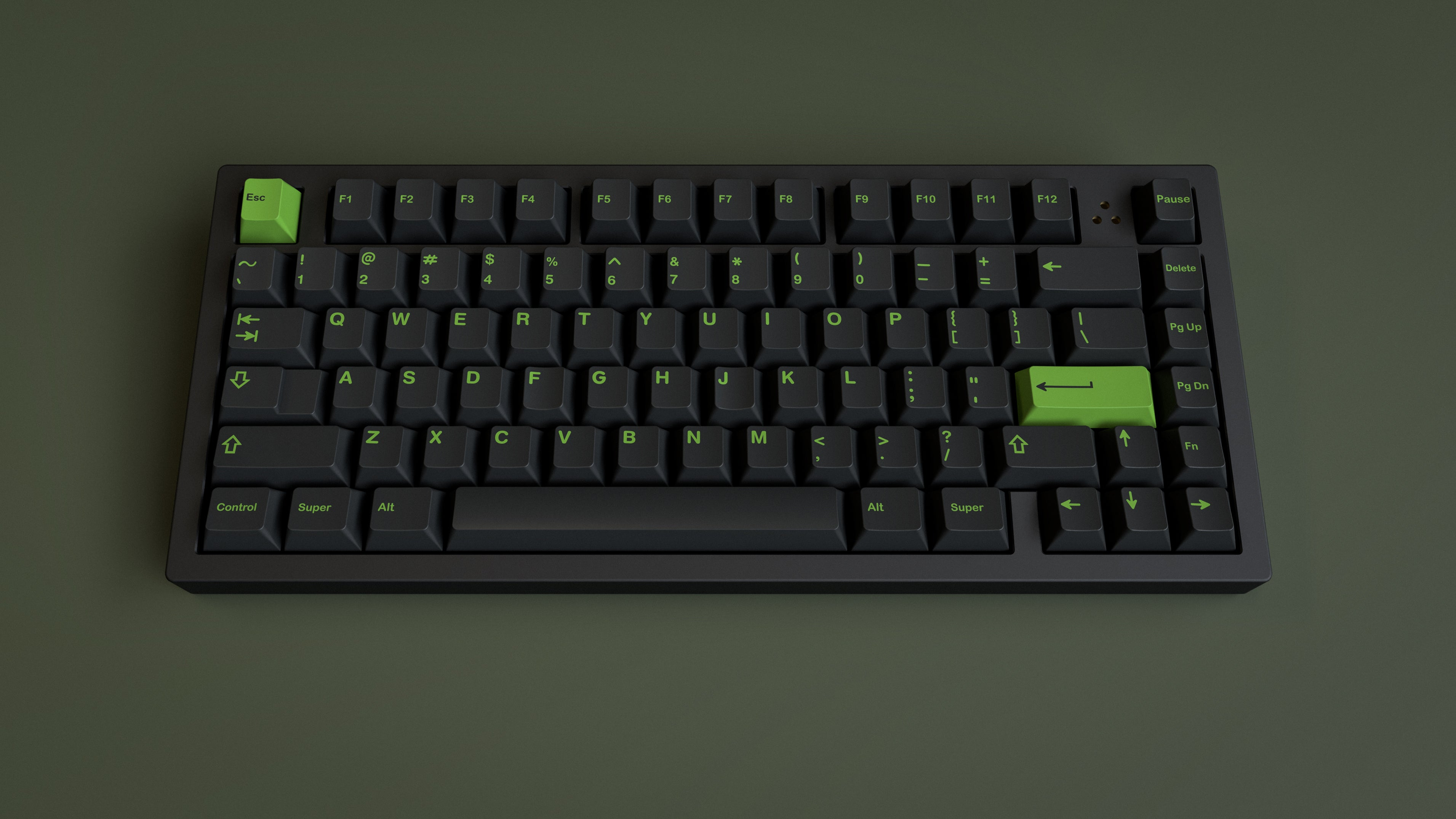 GB] XENO | 75% Custom Keyboard Kit (Full Plate) – Zeal