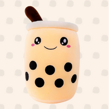 Load image into Gallery viewer, myBubbli Exclusive Boba Tea Plushie Pillow