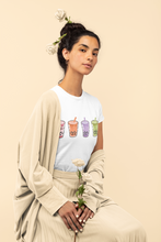 "Load image into Gallery viewer, ""Bubble (Tea) Butt"" Limited Edition T-Shirt - myBubbli Exclusive"