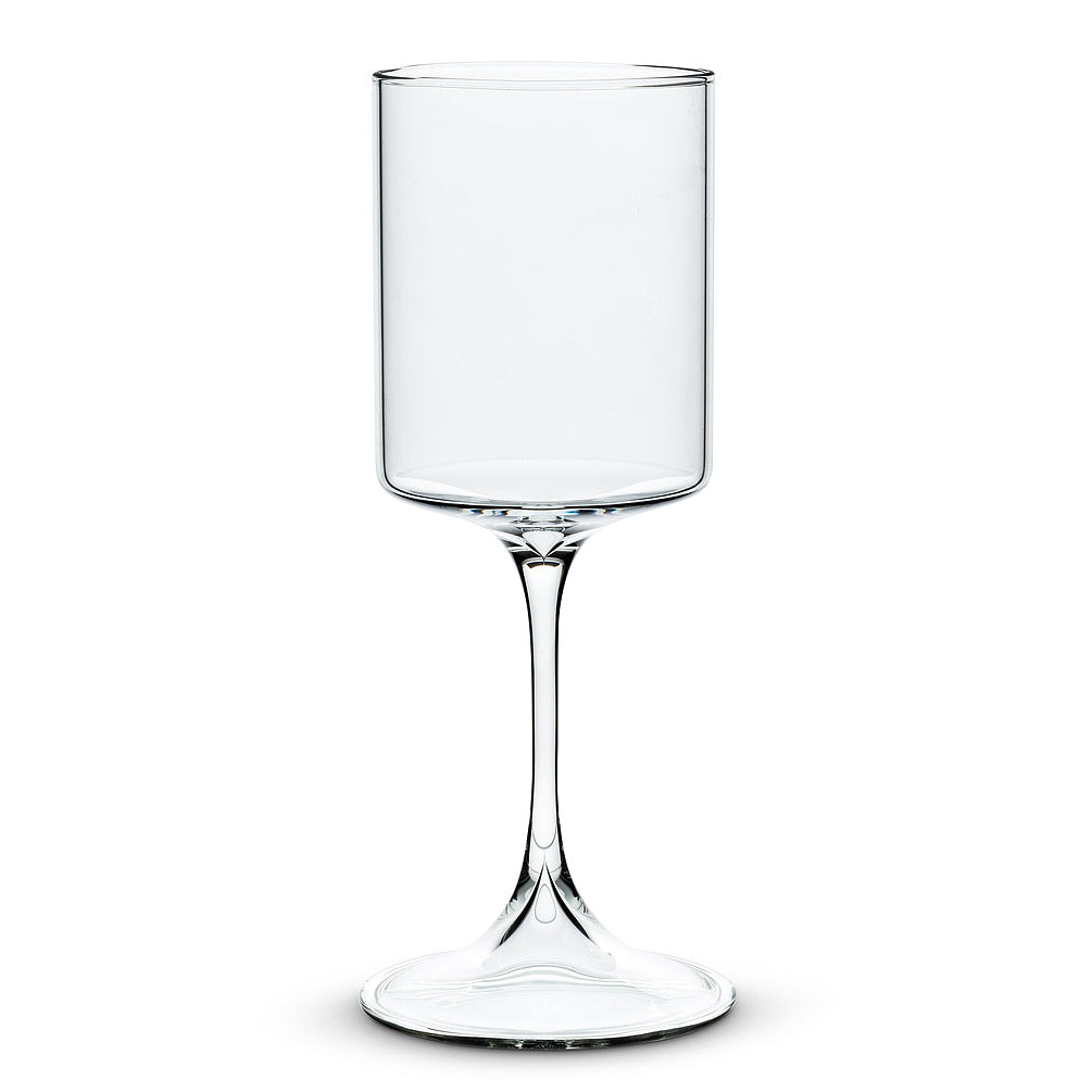Clear Red Wine Goblet (Set of 2)