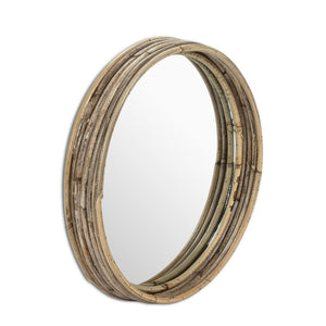 Round Wall Mirrors. Set of 3