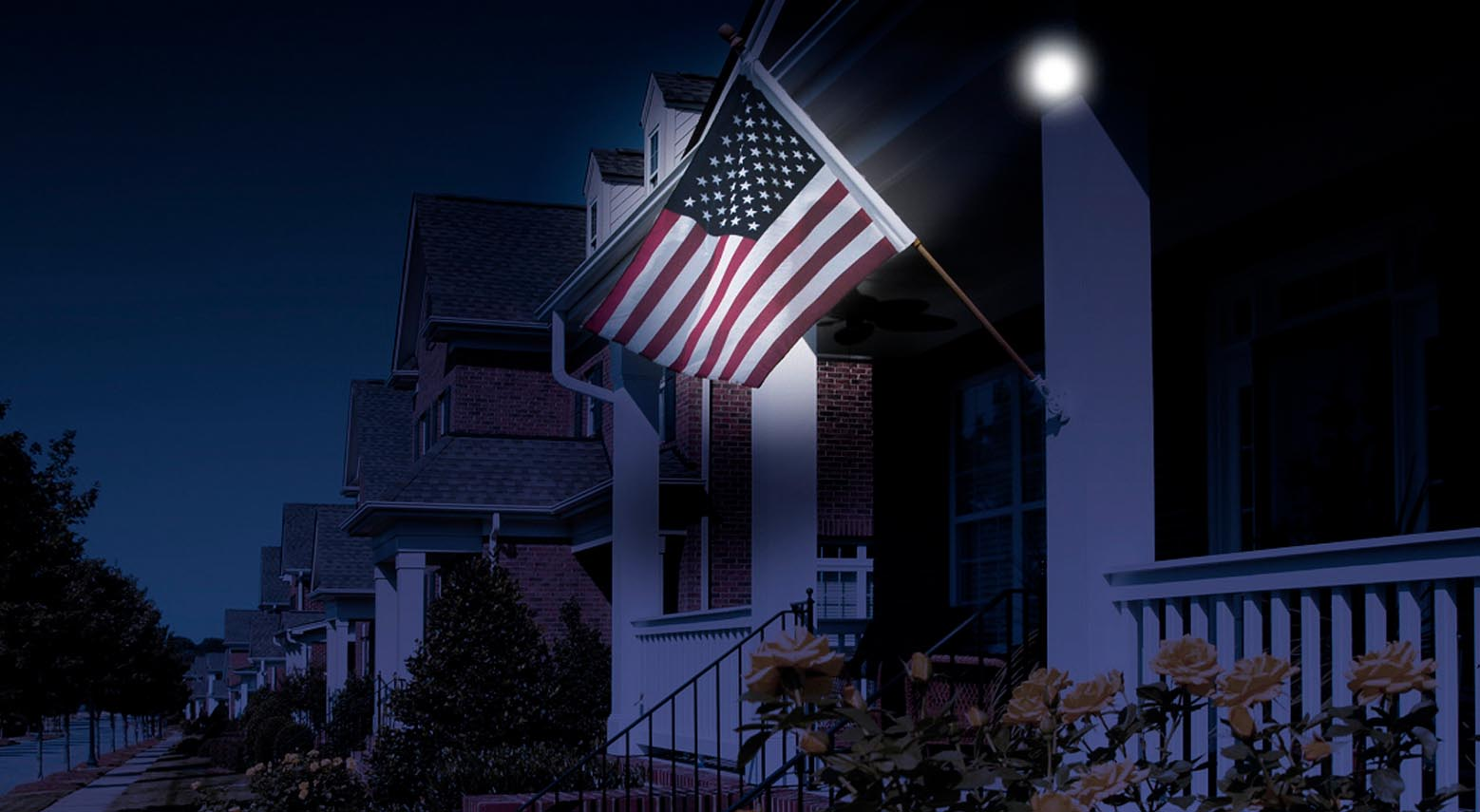 How Solar Products Help You Adhere to the U.S. Flag Code