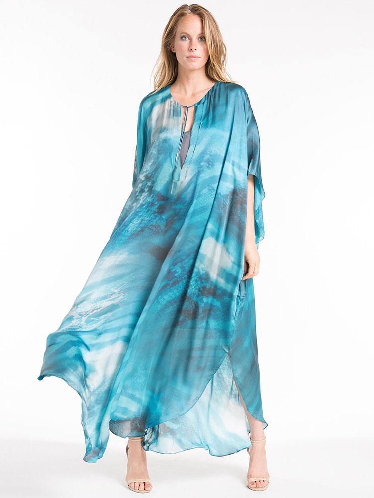 SEXY  BATHING SUIT  KAFTAN