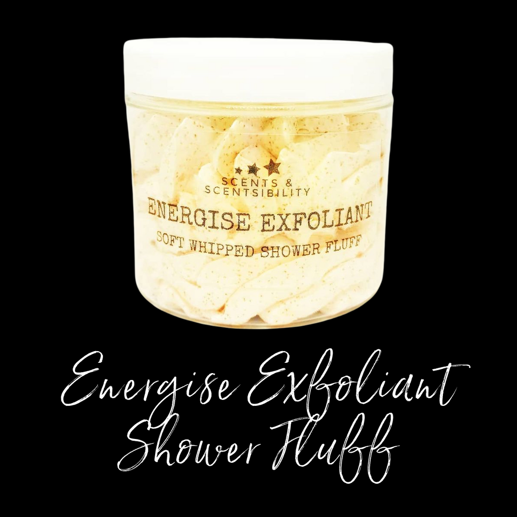 Energise Exfoliant Shower Scrub