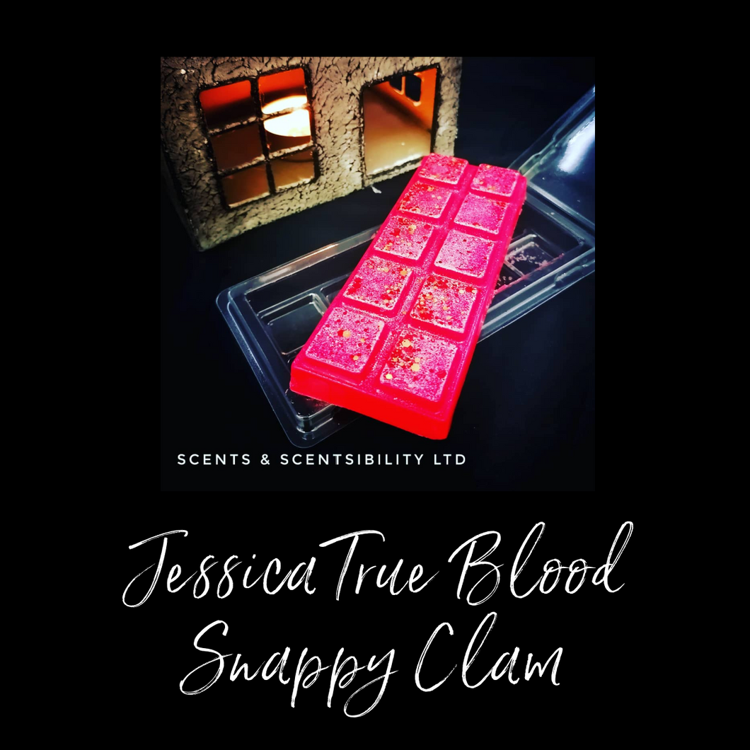 Jessica - True Blood Snappy Clam
