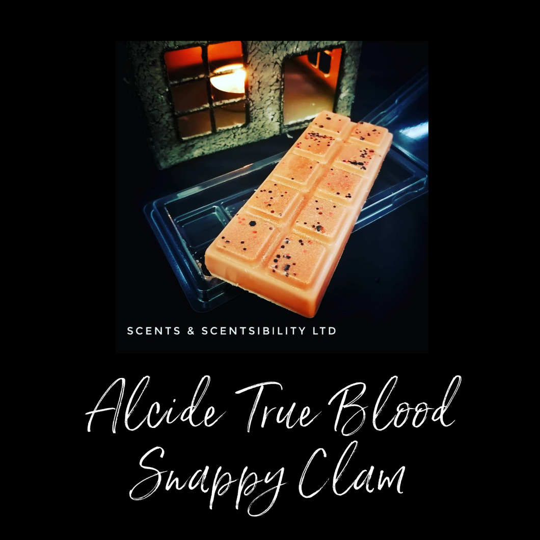 Alcide - True Blood Snappy Clam