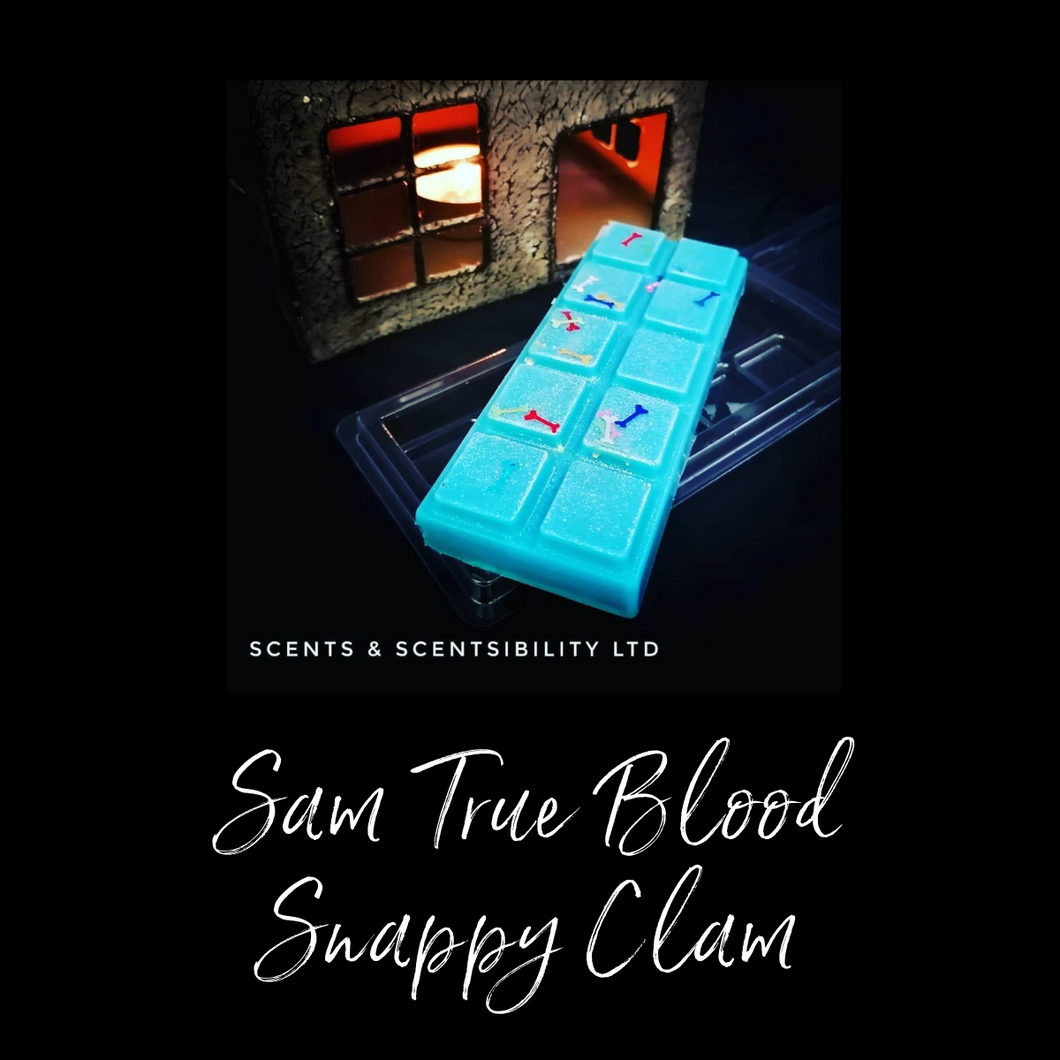 Sam - True Blood Snappy Clam