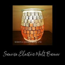 Load image into Gallery viewer, Sunrise Electric Melt Burner