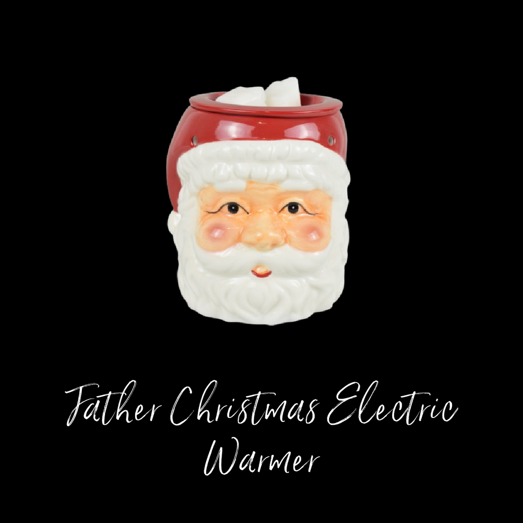 Father Christmas Electric Warmer