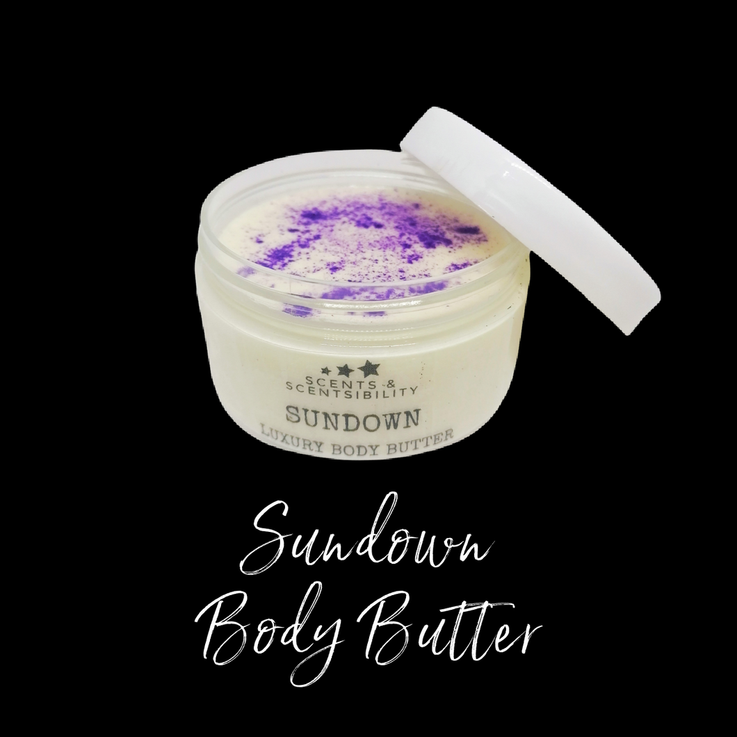 Sundown Body Butter