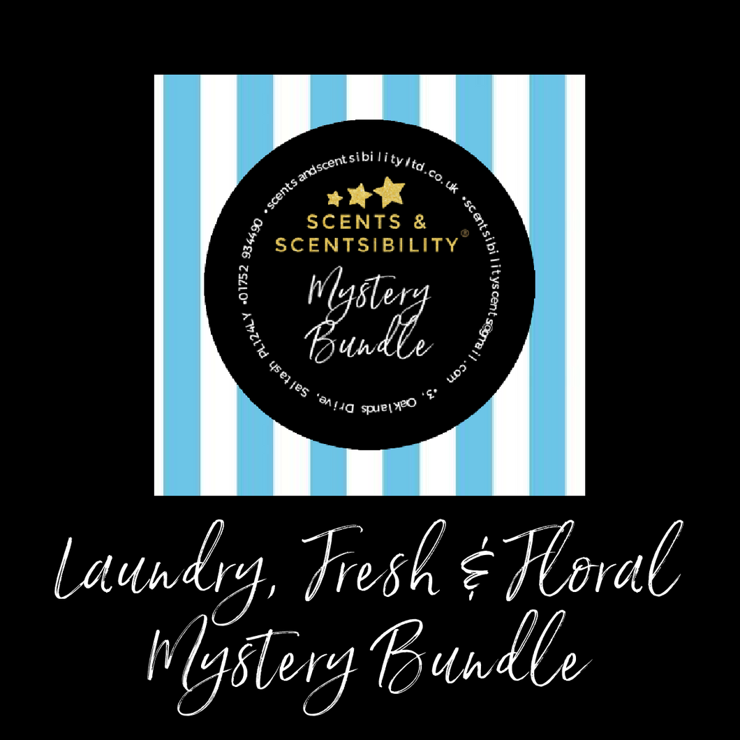 Fresh, Floral & Laundry Mystery Bundle