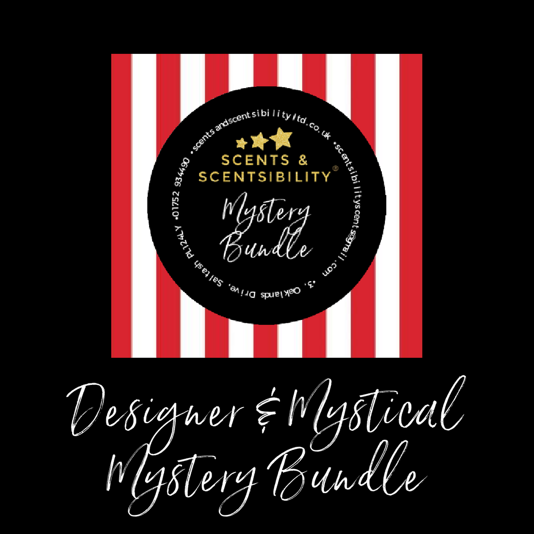 Designer, Perfume Types & Mystical Mystery Bundle
