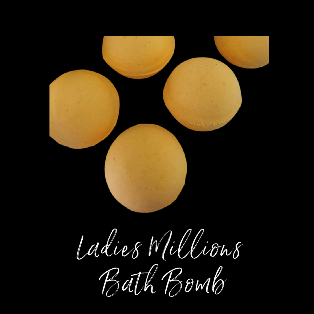Ladies Millions Bath Bomb