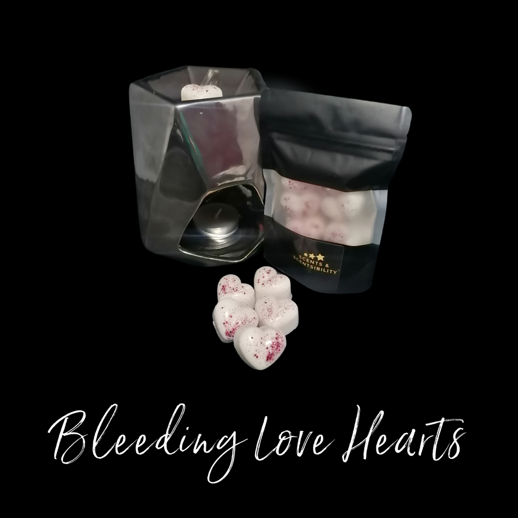 Limited Edition Bleeding Love Hearts
