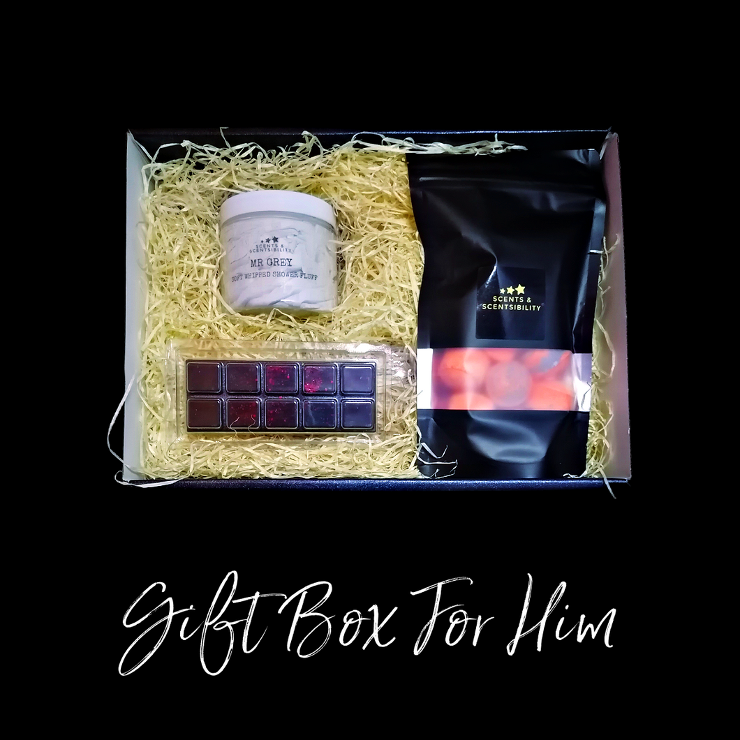 Luxury Gift Box for Him