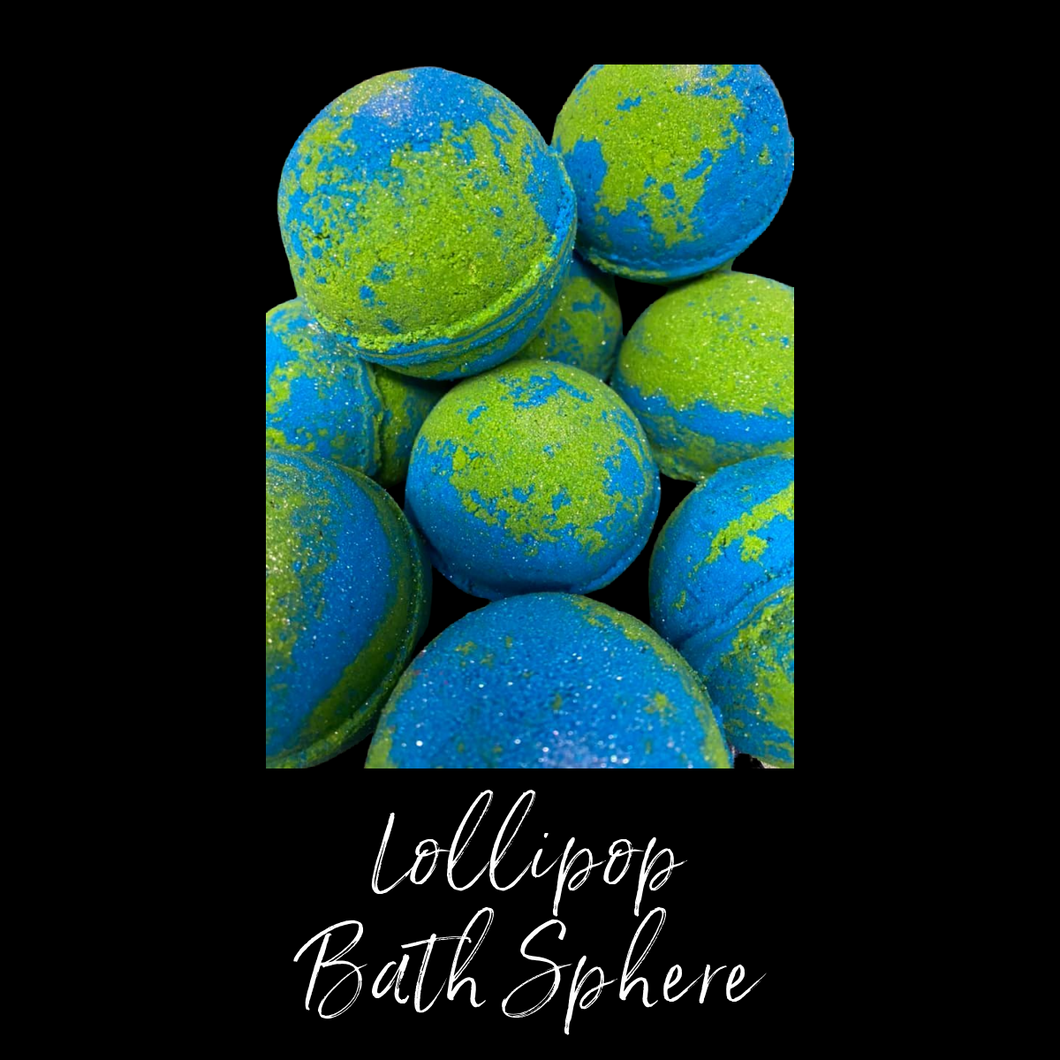 Lollipop Bath Sphere