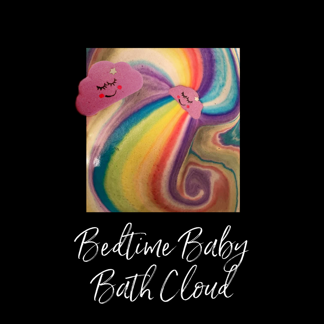 Bedtime Baby Rainbow Cloud