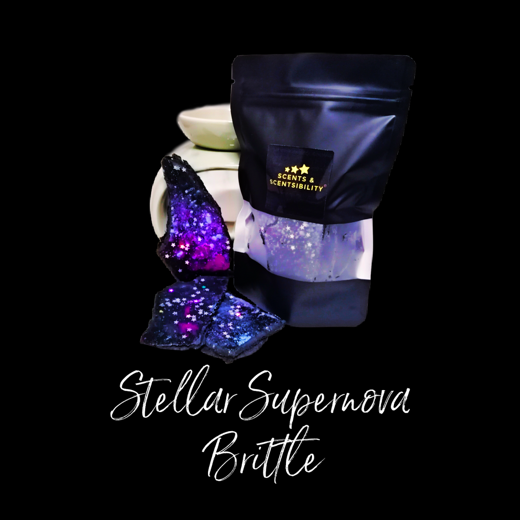 Stellar Supernova Brittle Bag