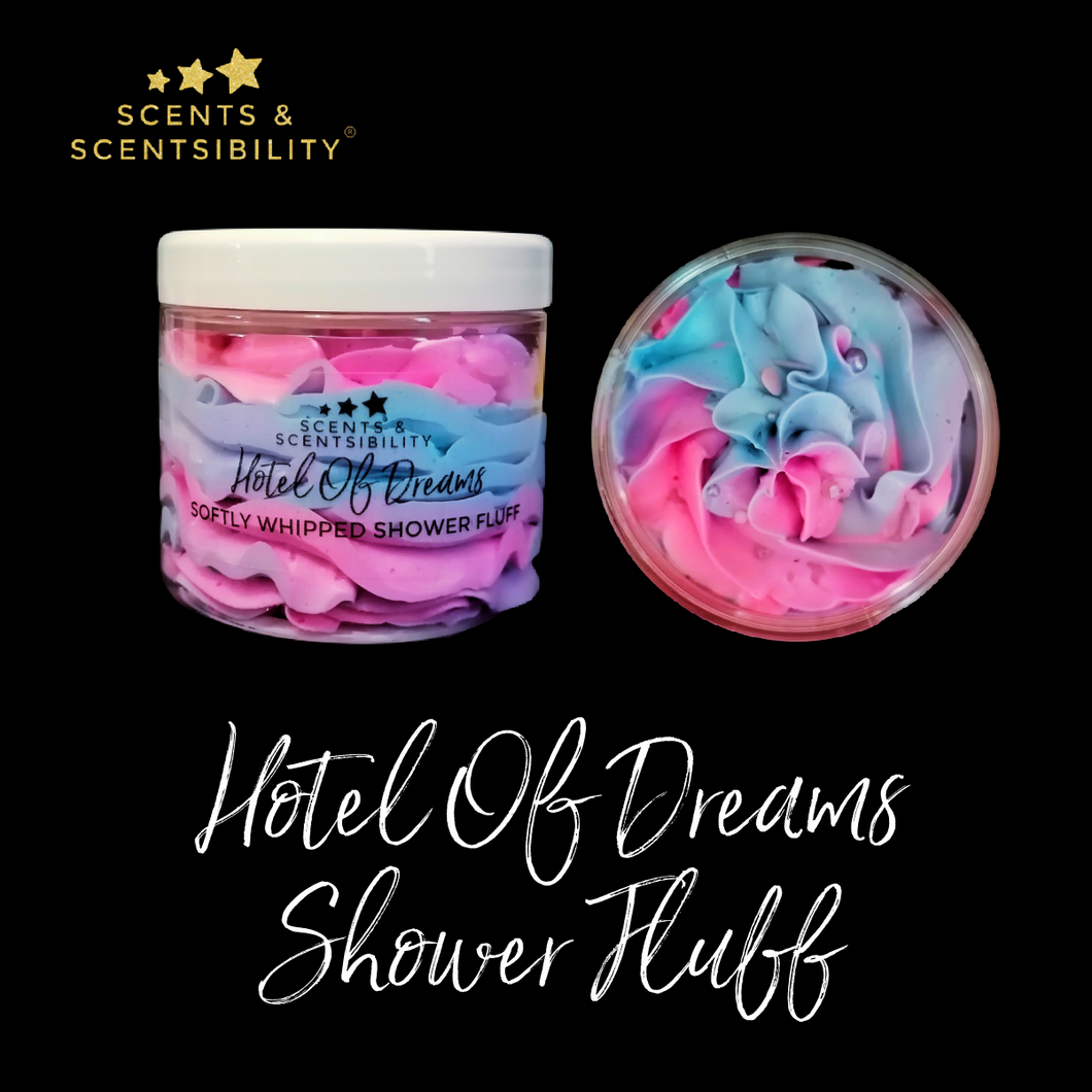 Hotel Of Dreams Shower Fluff