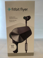 Load image into Gallery viewer, NEW Fitbit Flyer Wireless Bluetooth Headphones
