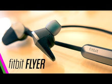 Load and play video in Gallery viewer, NEW Fitbit Flyer Wireless Bluetooth Headphones