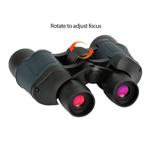 60x60 3000M HD Night Vision Binoculars - Peak Gear Co