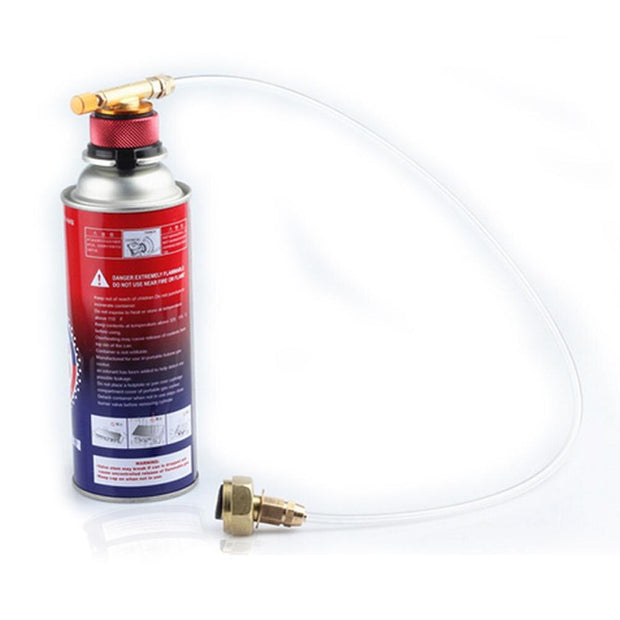 Flat Cylinder Propane Refill Adapter - Peak Gear Co