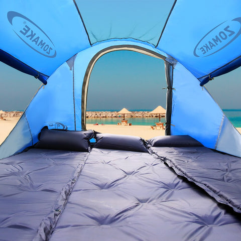 Pop Up Large Automatic Tent - Peak Gear Co