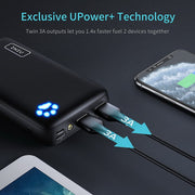 20000mAh Fast Charging Power Bank - Peak Gear Co