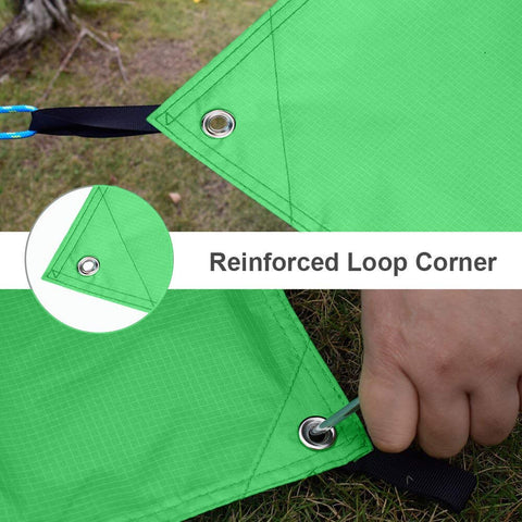 Waterproof Lightweight Rain Tarp - Peak Gear Co