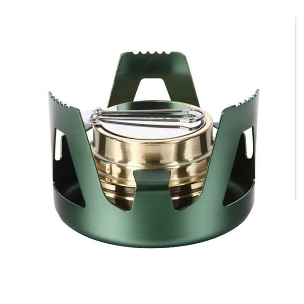 Mini Portable Alcohol Stove - Peak Gear Co