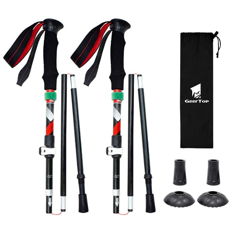 Ultralight Aluminum Trekking Pole - Peak Gear Co