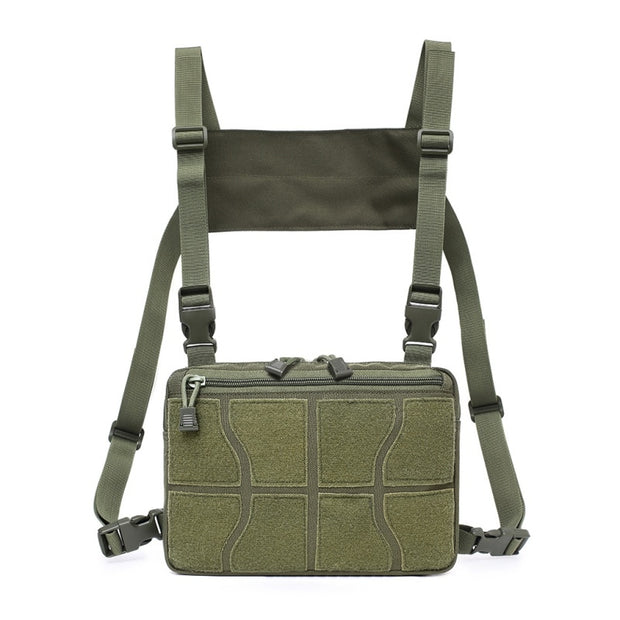 Tactical Adjustable Chest Bag - Peak Gear Co