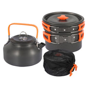 Outdoor Camping Cookware Kit - Peak Gear Co