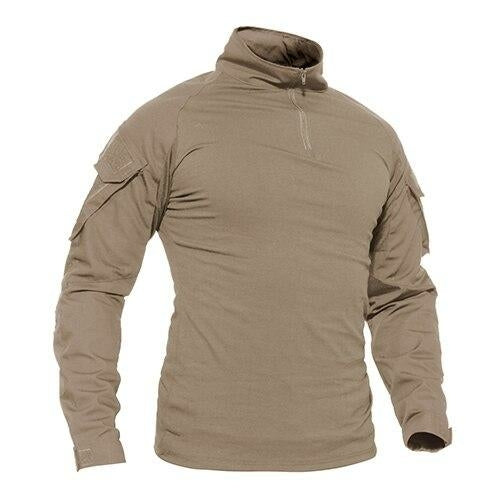 Men's Performance Long Sleeve Tactical Quick Dry Shirt - Peak Gear Co