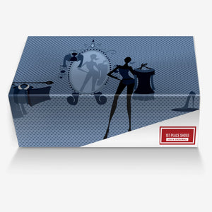 1stplaceshoes.com - Custom Shoe Box Designs