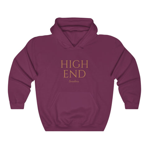 *HIGH END* Unisex Hoodie (multiple colors) (sizes S-3XL)